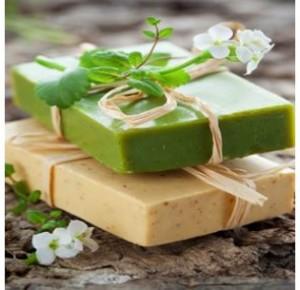 Le savon à l'huile de baobab biologique
